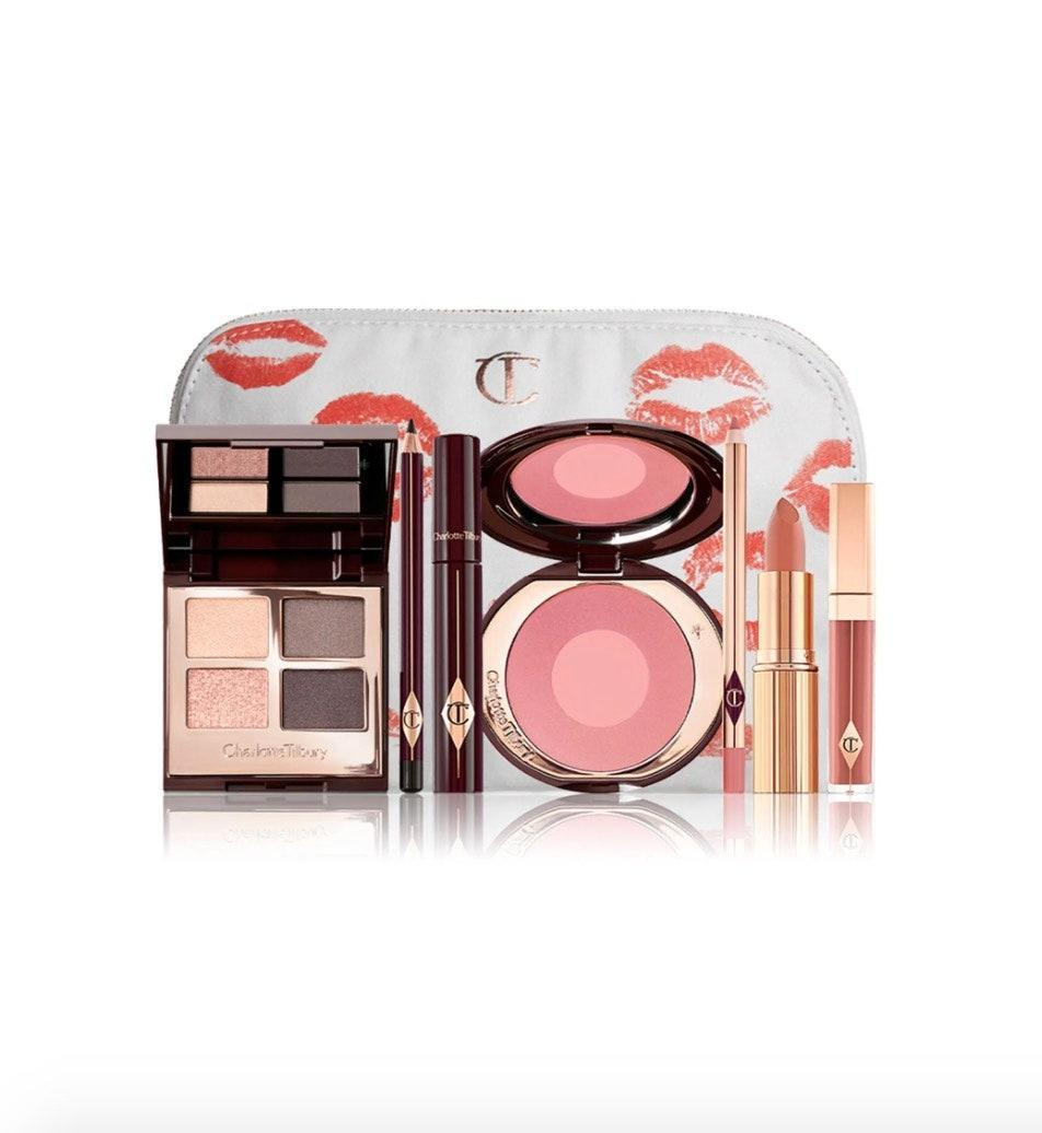"$220, Nordstrom. <a href=""https://www.nordstrom.com/s/charlotte-tilbury-the-uptown-girl-look-set-usd-242-value/5757534?origin=category-personalizedsort&breadcrumb=Home%2FSale%2FBeauty&color=none"" rel=""nofollow noopener"" target=""_blank"" data-ylk=""slk:Get it now!"" class=""link rapid-noclick-resp"">Get it now!</a>"