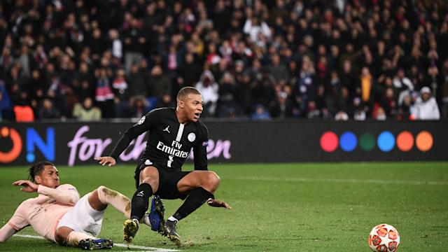Mbappe Smalling