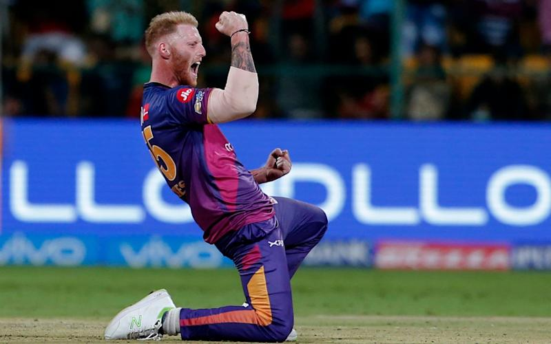 Stokes made 103 off just 68 balls for Pune last week - AP