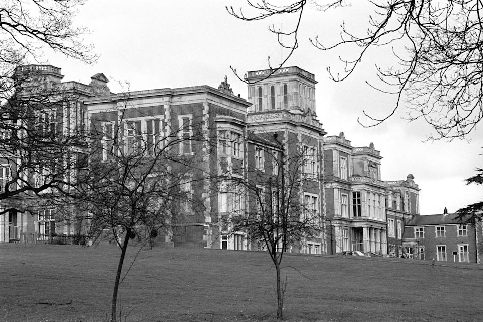 The Royal Earlswood Mental Hospital in Redhill, Surrey. It is reported that the Queen's Cousin, Katherine Bowes-Lyon, has been a resident since 1941 and where her sister Nerissa died in 1986.   (Photo by PA Images via Getty Images)