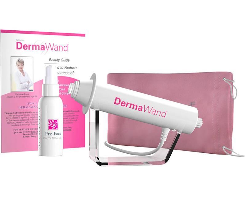 DermaWand Anti-Aging Skin Care System. (Photo: Walmart)