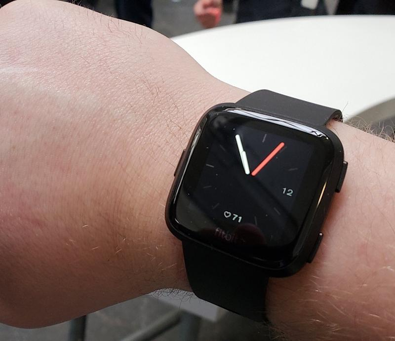 Fitbit is betting it can take down Apple