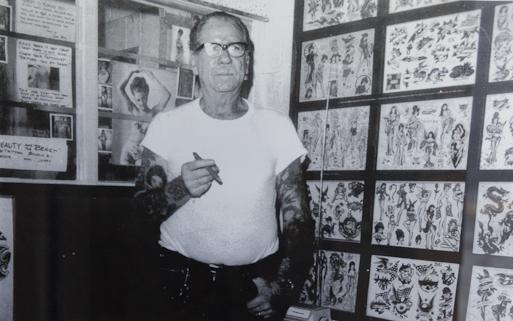 04b1c6fcd Travels Through Tattoo, and American, History in Sailor Jerry's Hawaii