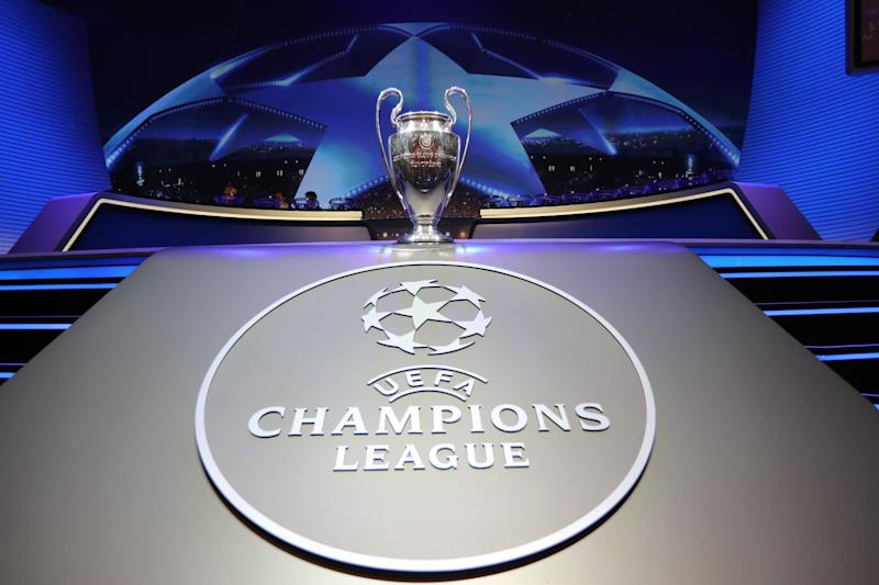 Chelsea v Barcelona Drawn Together In Champions League