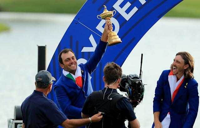 "<h1 class=""title"">francesco-molinari-newsmakers-ryder-cup-trophy.jpg</h1> <cite class=""credit"">David Cannon</cite>"