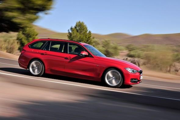 Road test: BMW 330d Touring