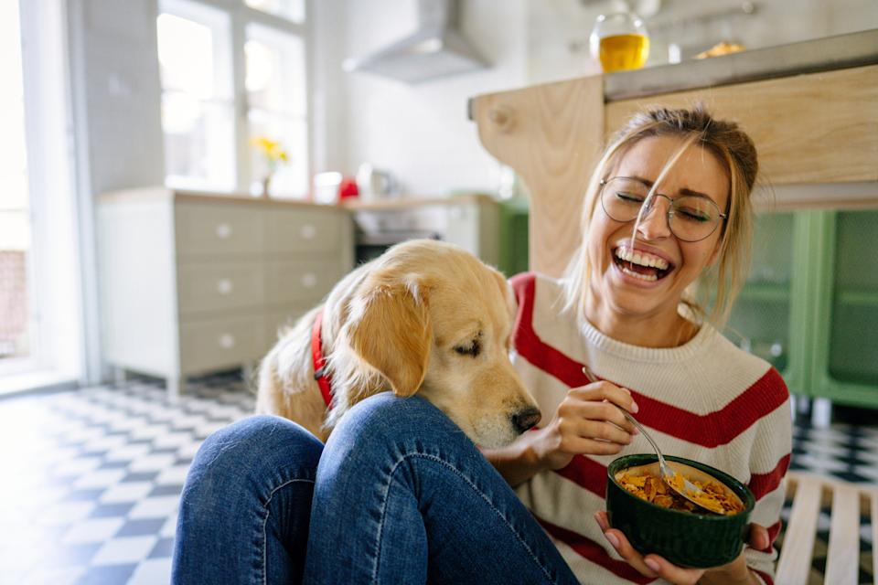 Certain foods can improve our wellbeing. (Getty Images)