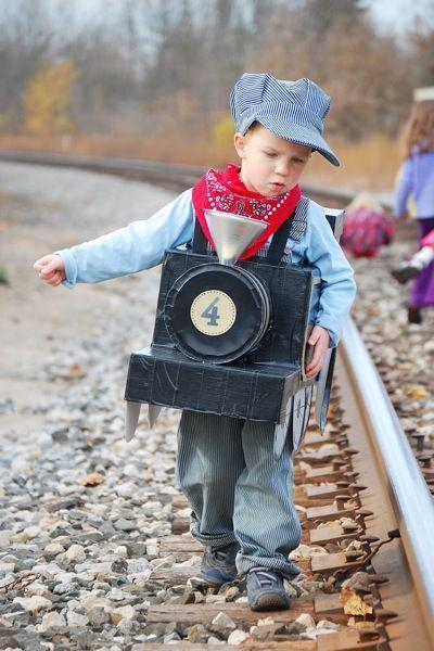"""<p>Here's a costume you don't see every day: a DIY train! It's such a fun way to pay homage to the locomotives that often appear in Western films.</p><p><strong>Get the tutorial at <a href=""""http://www.theophoffs.com/live-and-learn/2010/10/31/making-the-train-costume-happen.html"""" rel=""""nofollow noopener"""" target=""""_blank"""" data-ylk=""""slk:The Ophoffs"""" class=""""link rapid-noclick-resp"""">The Ophoffs</a>.</strong></p><p><strong><a class=""""link rapid-noclick-resp"""" href=""""https://go.redirectingat.com?id=74968X1596630&url=https%3A%2F%2Fwww.walmart.com%2Fsearch%2F%3Fquery%3Dbandanas&sref=https%3A%2F%2Fwww.thepioneerwoman.com%2Fholidays-celebrations%2Fg33925966%2Fwestern-halloween-costumes%2F"""" rel=""""nofollow noopener"""" target=""""_blank"""" data-ylk=""""slk:SHOP BANDANAS"""">SHOP BANDANAS</a><br></strong></p>"""