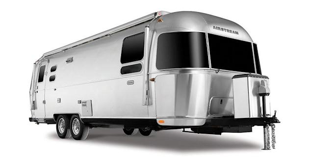 The new Airstream Globtrotter costs $99,900.
