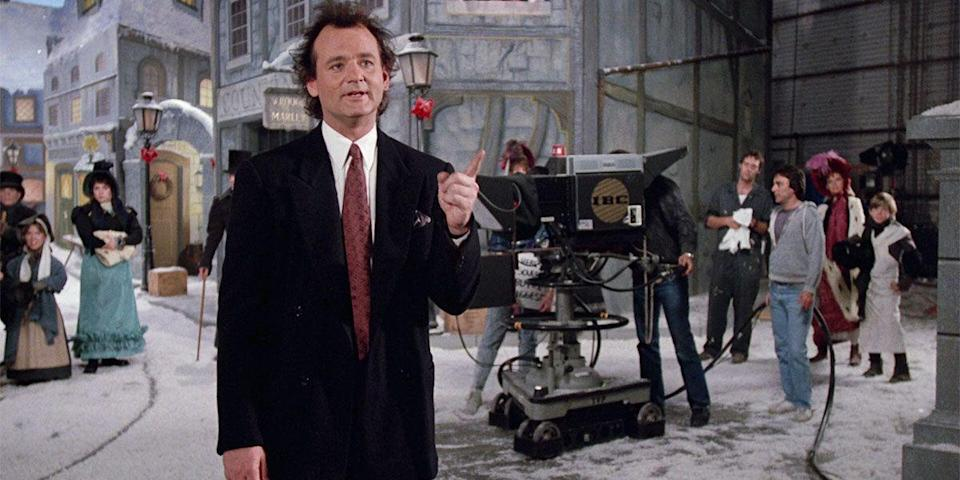 "<p>'Twas the night before Christmas, and all through the TV studio, not a creature was getting anything but a towel. Bill Murray humbugs his way through three supernatural visits in Richard Donner's '80s holiday essential that does the classic Dickens tale a solid. <a class=""link rapid-noclick-resp"" href=""https://www.amazon.com/dp/B0032GWF2A?tag=syn-yahoo-20&ascsubtag=%5Bartid%7C10056.g.13152053%5Bsrc%7Cyahoo-us"" rel=""nofollow noopener"" target=""_blank"" data-ylk=""slk:Watch Now"">Watch Now</a></p>"
