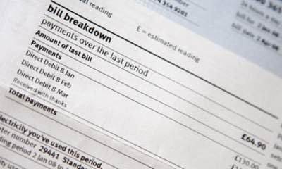 Billing Errors Cost Families Up To £400 A Year