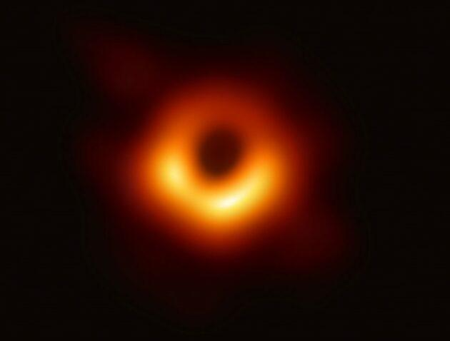 Black hole in M87