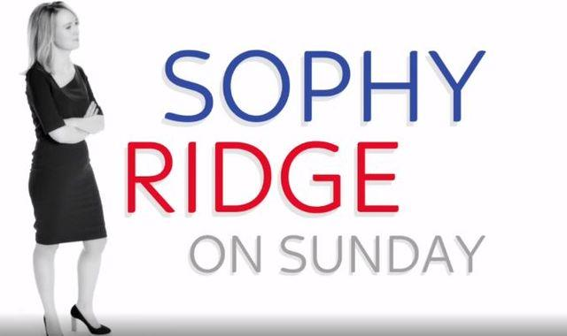 Five things we learnt from this week's Sophy Ridge on Sunday