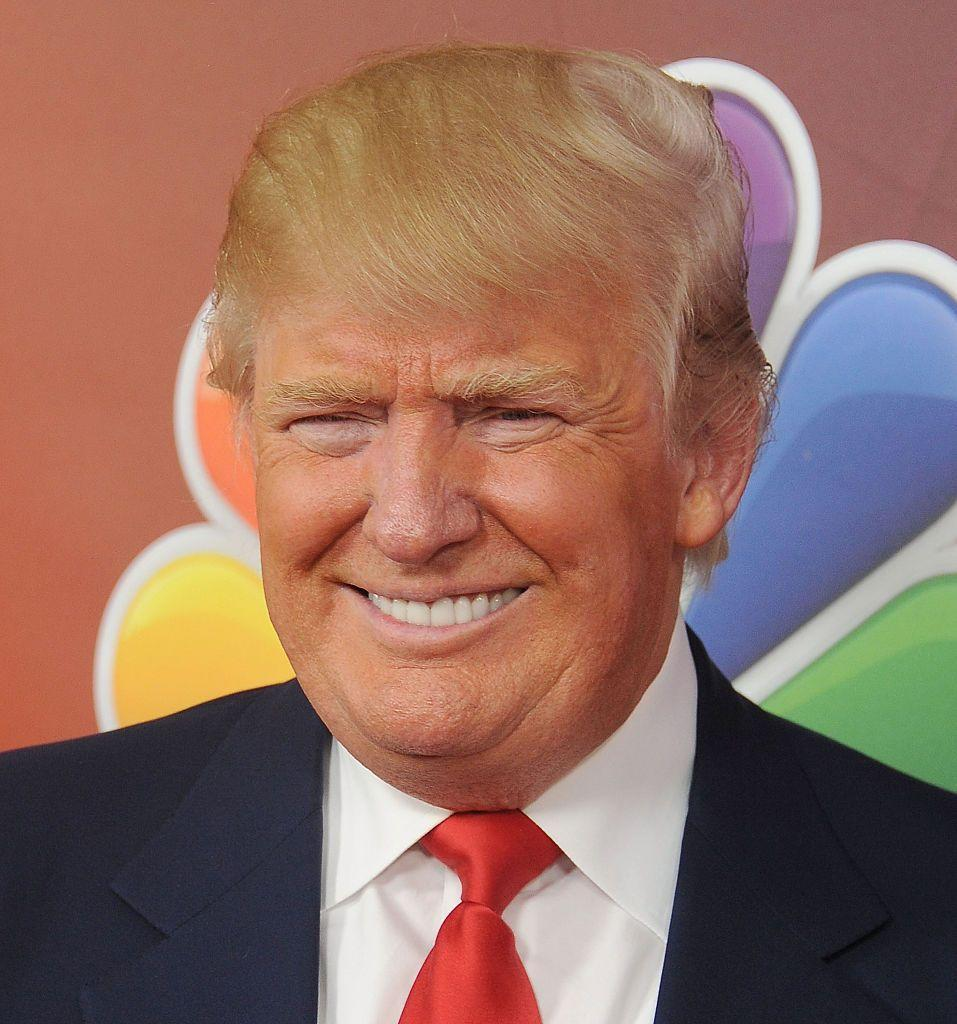 <p>Many people have often wondered why Trump's hair appears so... well, odd. The thinning hair, the combover, the shape, it's all quite confusing.</p>