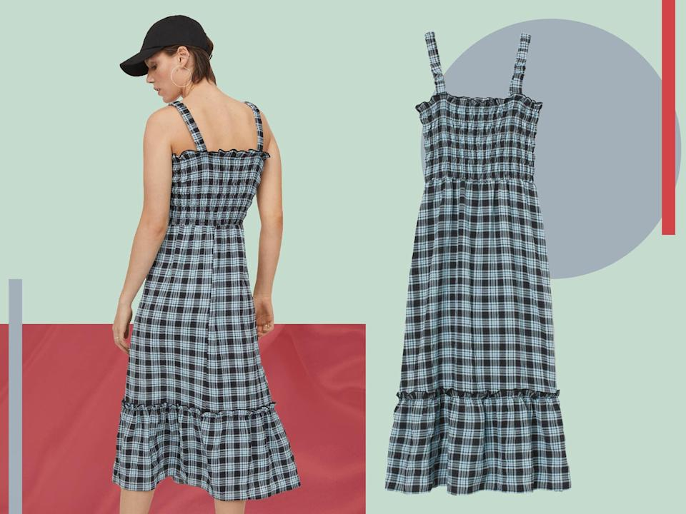 <p>The original is £215 and has been seen on the likes of Rochelle Hulmes on 'This Morning'</p> (The Independent)