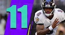 <p>Another week, more reason to keep Lamar Jackson as the starter. Why not see where this goes? It's working so far. (Lamar Jackson) </p>