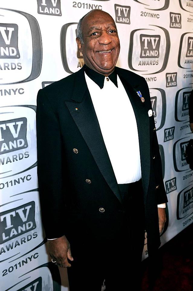"""Bill Cosby turns 74 Larry Busacca/<a href=""""http://www.gettyimages.com/"""" target=""""new"""">GettyImages.com</a> - April 10, 2011"""