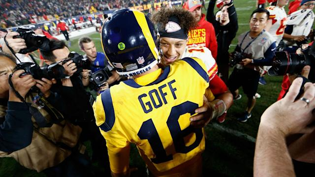The 105-point epic between the Rams and Chiefs was the NFL's latest masterpiece - and more of the same is likely to follow.