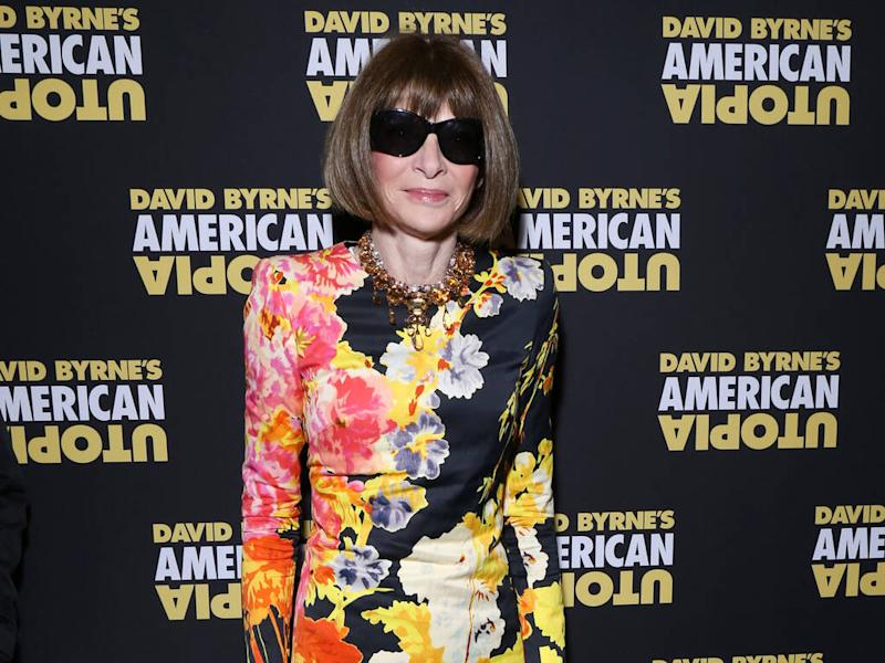 Anna Wintour offers her advice on best gifts for mothers-in-law