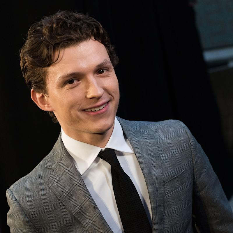 Tom Holland Needs Benedict Cumberbatch To Stop Him From Spoiling