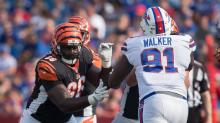 Bengals set offensive line for Week 1 vs Seahawks