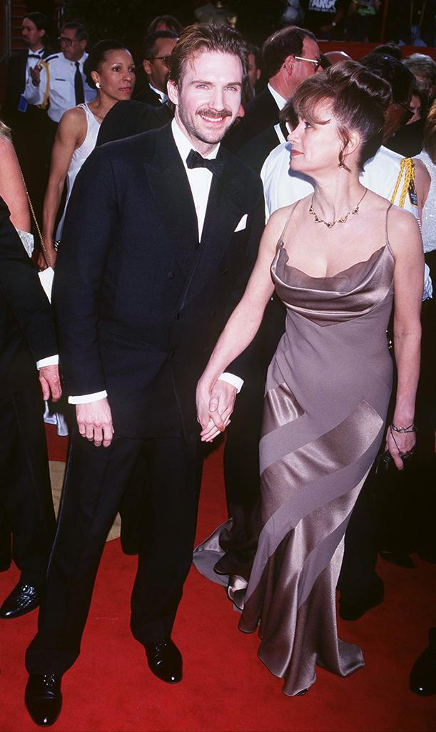 <p>Long before he became the Dark Lord in the 'Harry Potter' series, Fiennes was nominated for his second Oscar for his leading role in 'The English Patient.' (Photo: Jeffrey Mayer/WireImage) </p>