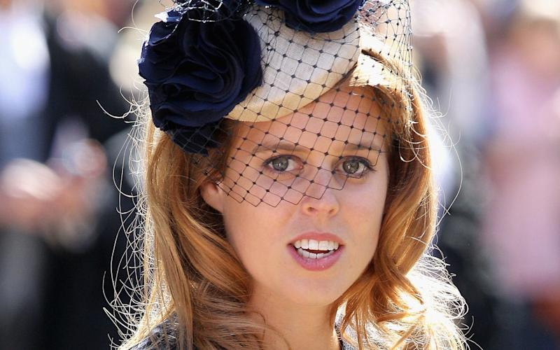 Princess Beatrice is said to be dating property entrepreneur Edo Mapelli Mozzi - Getty Images Europe