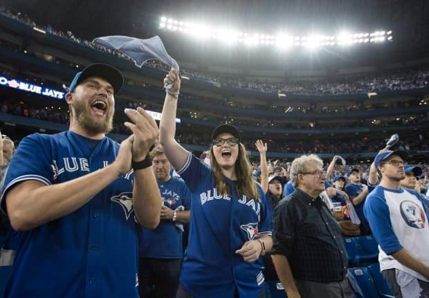 Ottawa approved the Jays' bid to return to Canada on Friday, granting the club a national interest travel exemption that will allow it to host games at Rogers Centre starting on July 30. (Mark Blinch/The Canadian Press  - image credit)