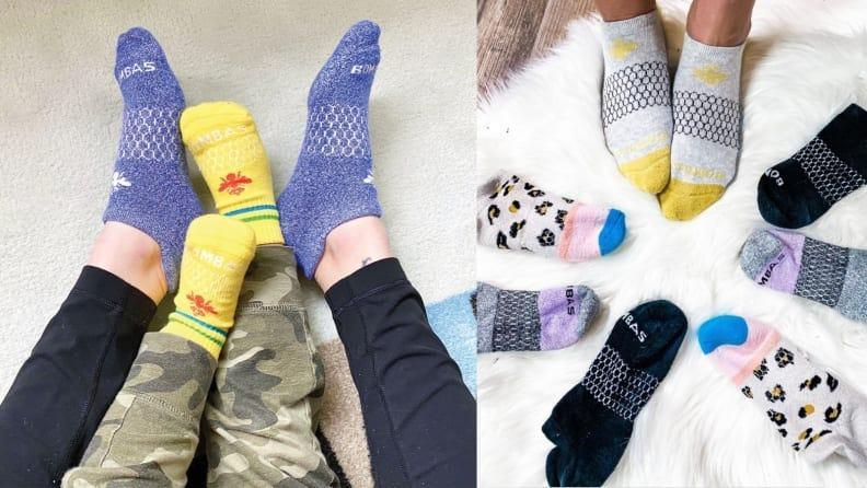 A pair of Bombas is donated for each pair you buy!