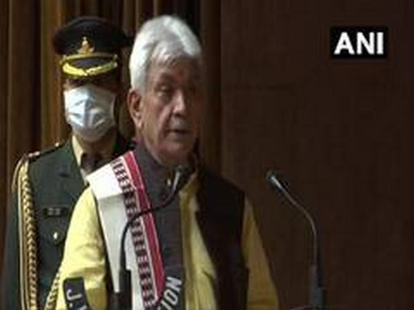 Jammu and Kashmir Lieutenant Governor, Manoj Sinha (File Photo)