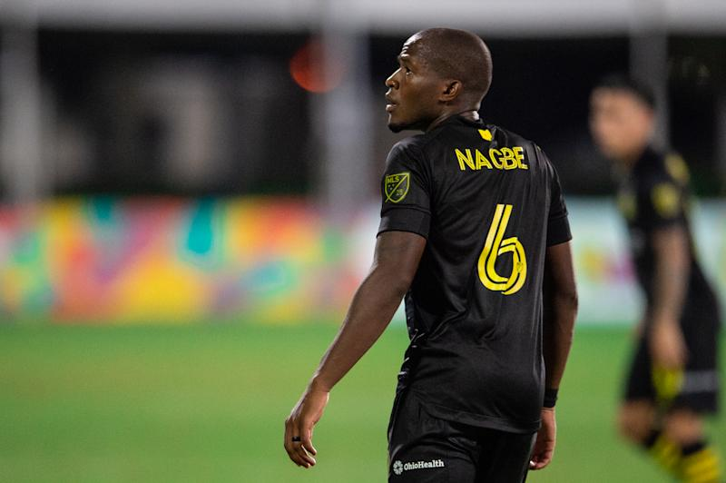 Portland's players compare Eryk Williamson's game to that of former Timbers and current Columbus Crew maestro Darlington Nagbe. (Jeremy Reper/Getty).