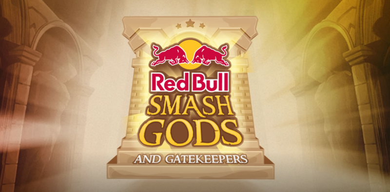 Red Bull Smash Gods and Gatekeeprs pits pros vs. amateurs in crew battles (Red Bull)