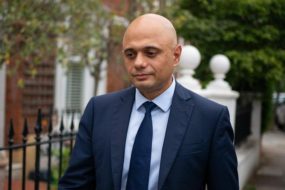 Health Secretary Sajid Javid will set out details in a Commons statement (Aaron Chown/PA) (PA Wire)