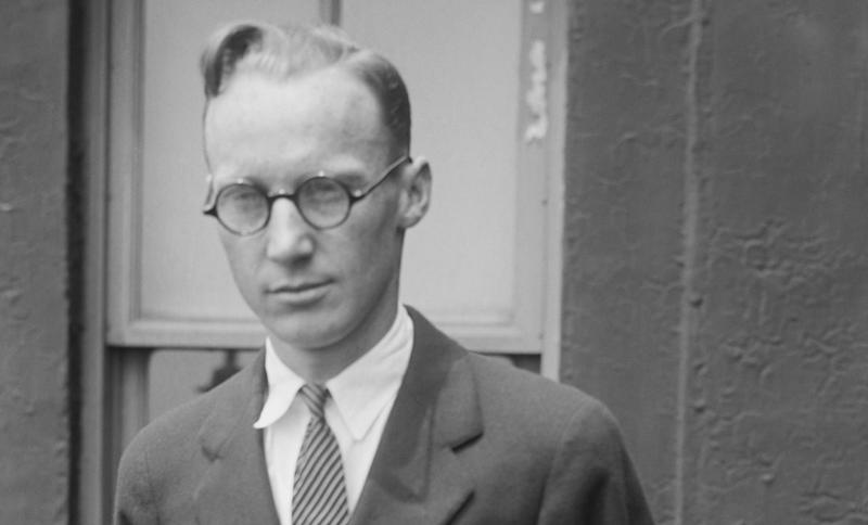 John Scopes was the key figure in the Scopes Monkey Trial after violating Tennessee's Butler Act by teaching evolution in school. (Photo: Everett Collection)