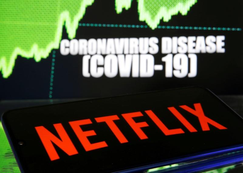 Netflix to slash traffic across Europe to relieve virus strain on internet providers