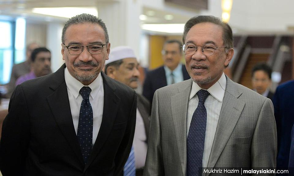 Anwar: Hisham may have set us back 25 years with China