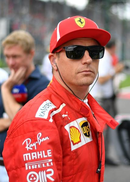"""Guess who's back?! Kimi Raikkonen returns to his roots at Sauber"