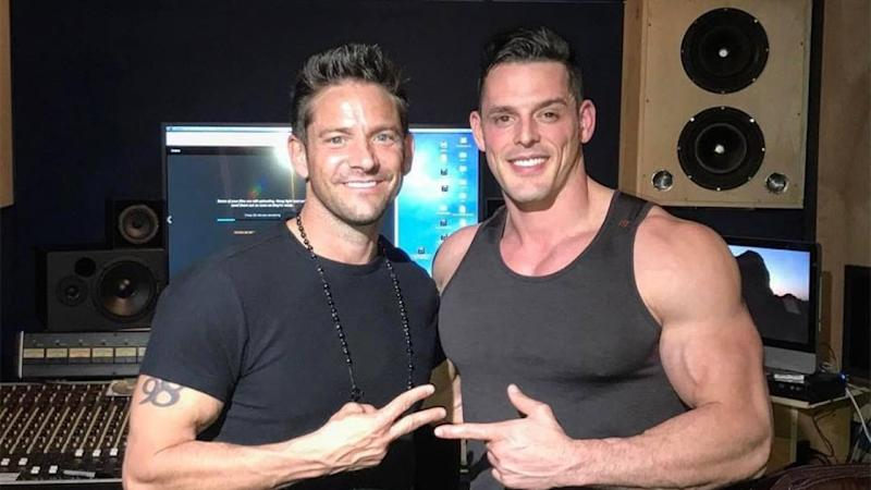 Watch 98 Degrees' Jeff Timmons & 'Big Brother' Star Jessie Godderz Battle It Out for a Girl! (Exclusive)