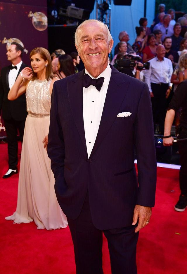 Len Goodman previously criticised the end of the entitlement