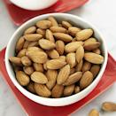 "<div class=""caption-credit""> Photo by: getty</div><b>You're a high-calorie health nut</b> <p> Just because a food is healthy doesn't mean you can eat a mountain of it. <br> <br> Switching from white bread to whole wheat bread, eating nuts instead of chips, using olive oil instead of butter -these are all healthy changes. But they aren't low-calorie substitutions, so portion control is still key. </p> <p> <a href=""http://wp.me/p1rIBL-16p"" rel=""nofollow noopener"" target=""_blank"" data-ylk=""slk:How Many Carbs Should You Eat in a Day?"" class=""link rapid-noclick-resp"">How Many Carbs Should You Eat in a Day?</a> </p>"
