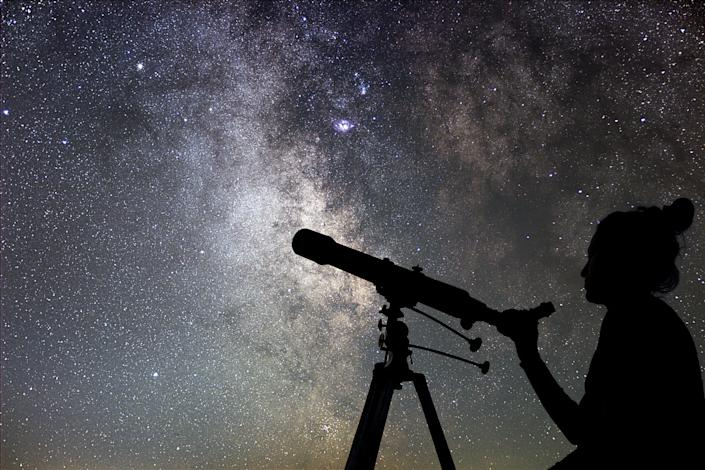 The duo had participated in a science programme called the 'All India Asteroid Search Campaign 2020′, which was organised in collaboration with the International Astronomical Search Collaboration (IASC) and Hardin Simmons University in Texas. (Representational image)