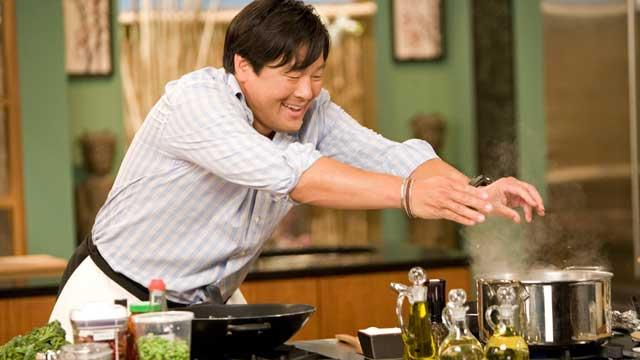 TV Chef's Cooking Tips for Big Flavor, Low Calories