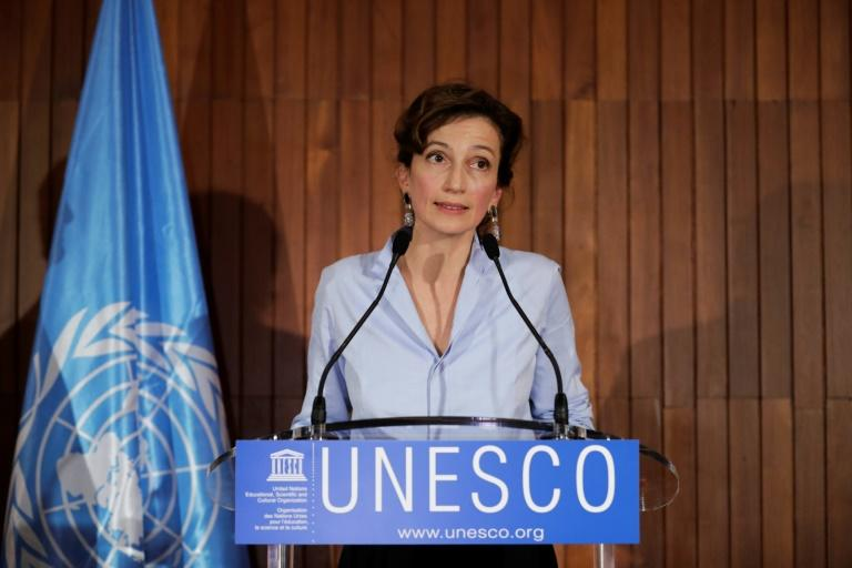 French former culture minister Audrey Azoulay was elected to head UNESCO at a time when the UN cultural agency is under the cloud of Gulf tensions and accusatons of anti-Israel bias