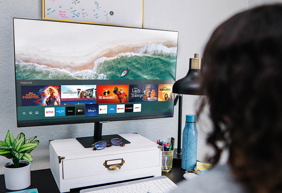 Shop markdowns on phones, TVs and appliances at the Discover Samsung sales event.