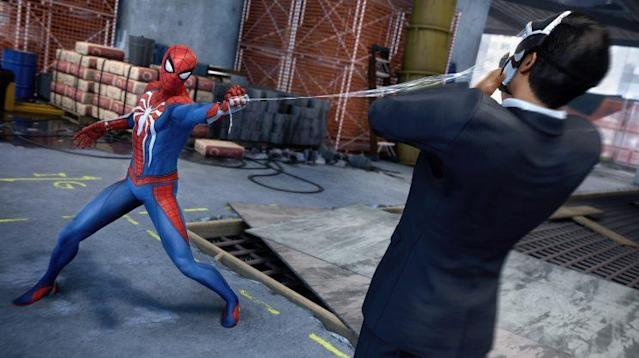 Marvel's Spider-Man (Credit: Sony Interactive Entertainment)