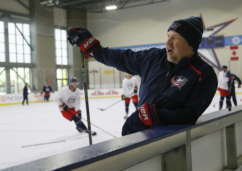 """Blue Jackets goaltending coach Manny Legace was hosting the party at which Matiss Kivlenieks died. Said team president John Davidson: """"Keep the Legace family, who considered Kivi a son and a brother, in your prayers. They are understandably distraught."""""""
