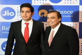 Mukesh Ambani richest Indian with Rs 3.8 lakh cr fortune