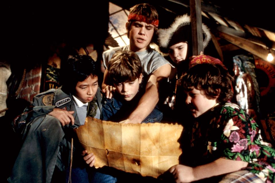 35 years later, the cast is still open for a 'Goonies' sequel (Photo: Warner Bros./courtesy Everett Collection)