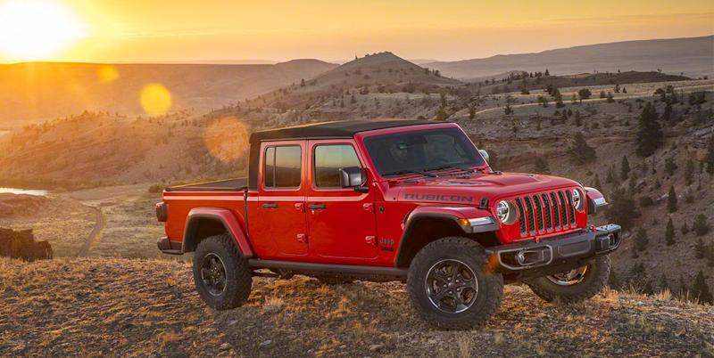 You Can Now Build Your Own 2020 Jeep Gladiator Without Any Regard To
