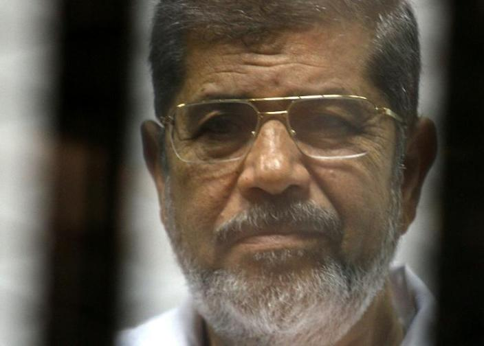 """An independent panel of UN experts said the death in June of former Egyptian president Mohamed Morsi, who spent five years in Tora prison, could amount to """"a state-sanctioned arbitrary killing"""" (AFP Photo/TAREK EL-GABASS)"""